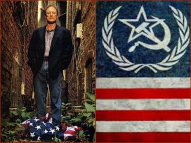 bill-ayers-socialist-us-flag