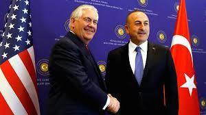 ASSAD_Tillerson in Turkey