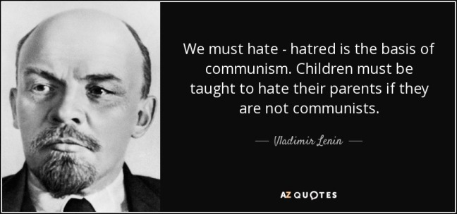 FAMILY_Lenin We Must Hate