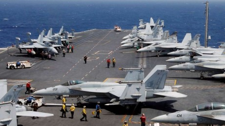 Mil_US Jpn Naval Drills SCS