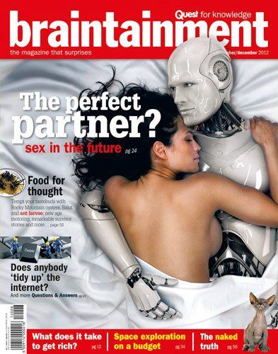 TRANSHUMAN_MAg-Robot HUsband